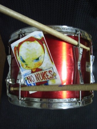 MS 120921 drum NONUKES